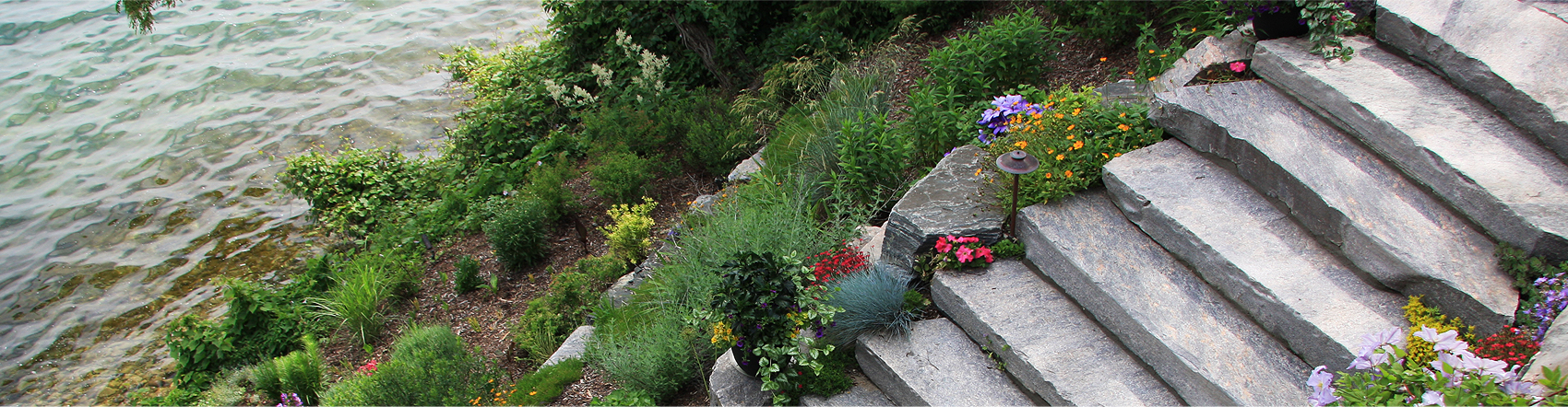 Lakeside Landscaping Contact Us